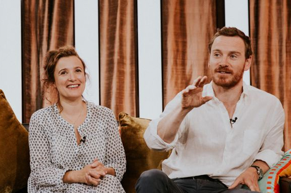 Trespass Against Us: Michael Fassbender and Lyndsey