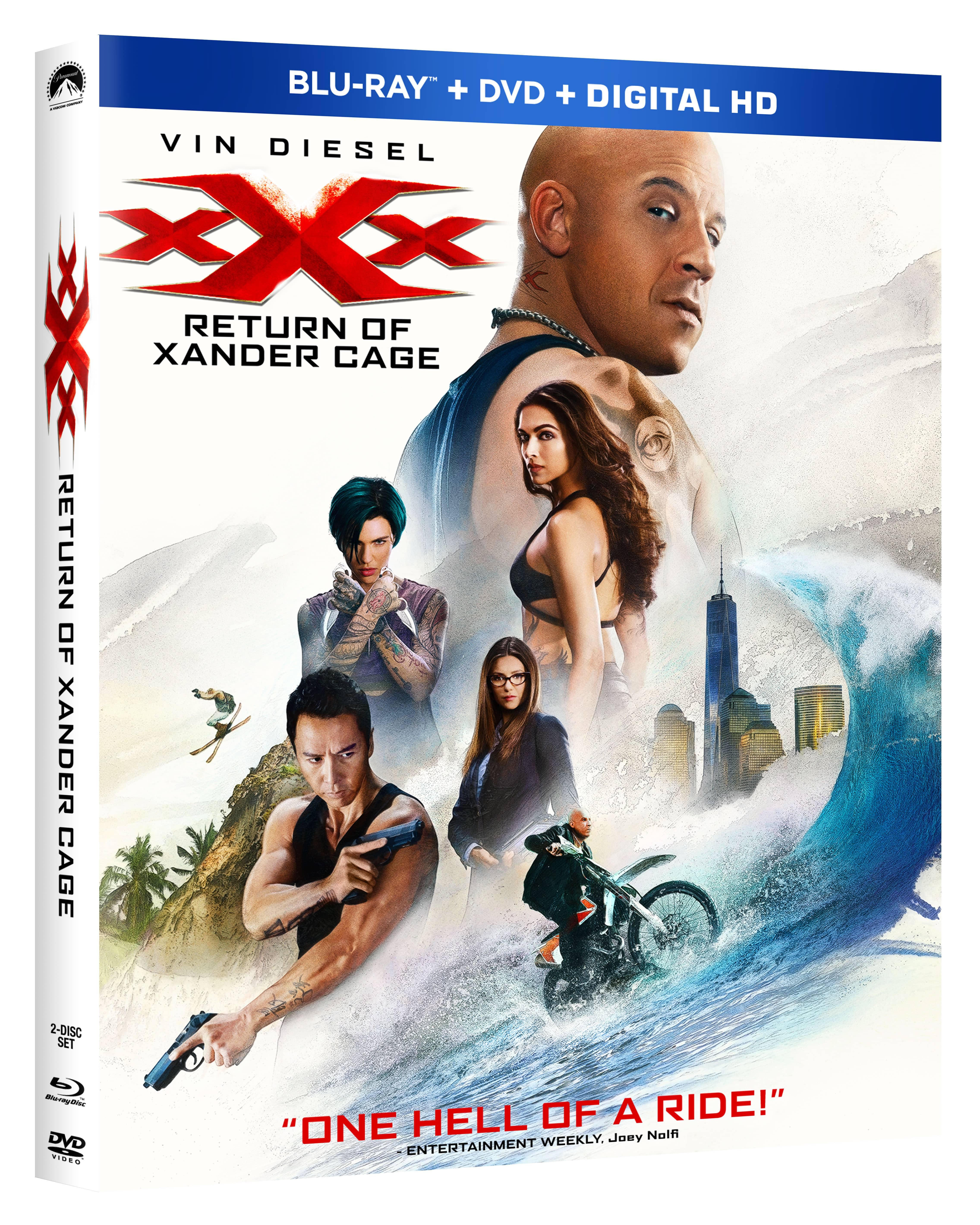 Xxx Dvd Reviews