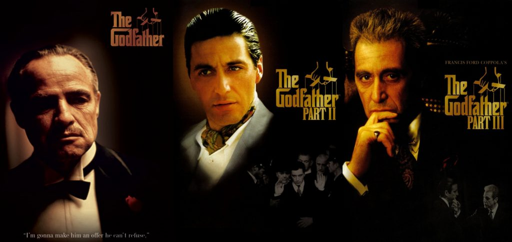 Win The Godfather Trilogy: OMERTÀ Edition on Blu-ray