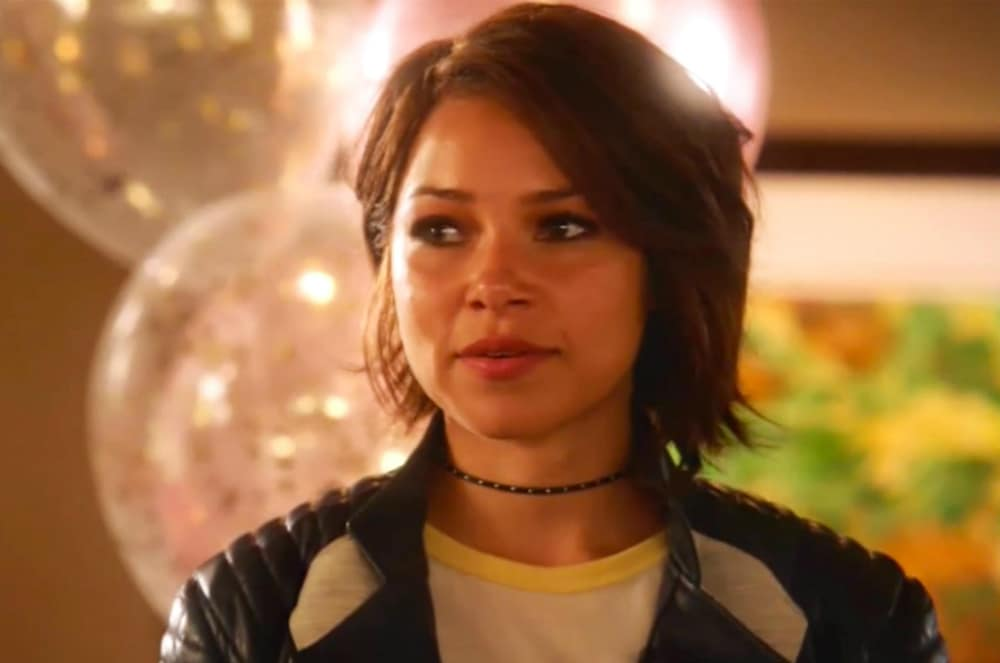 Interview: The Flash's Jessica Parker Kennedy - Brief Take
