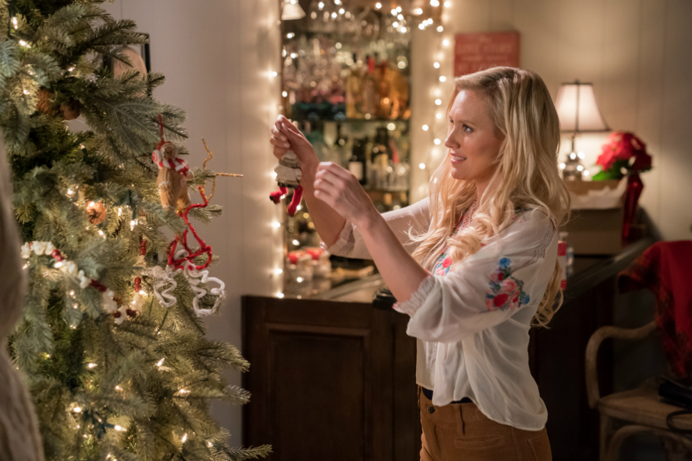 A Christmas Arrangement.Interview A Christmas Arrangement S Nicky Whelan Brief Take
