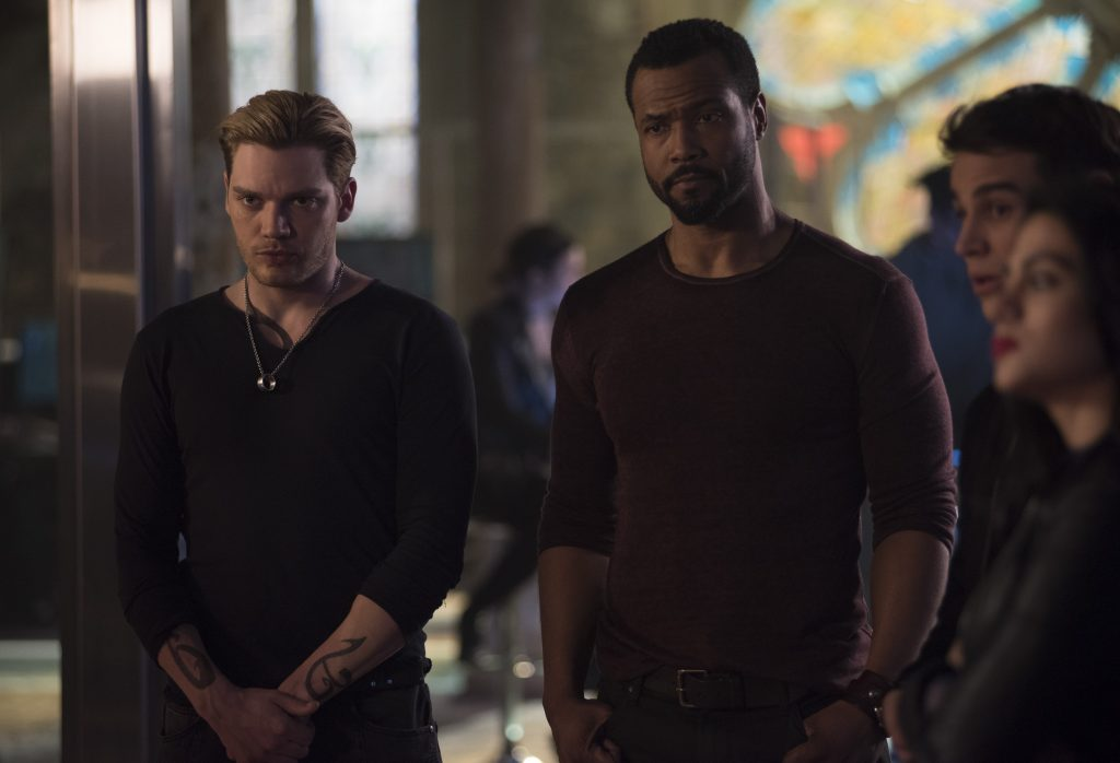 New Shadowhunters 3B interview 2019