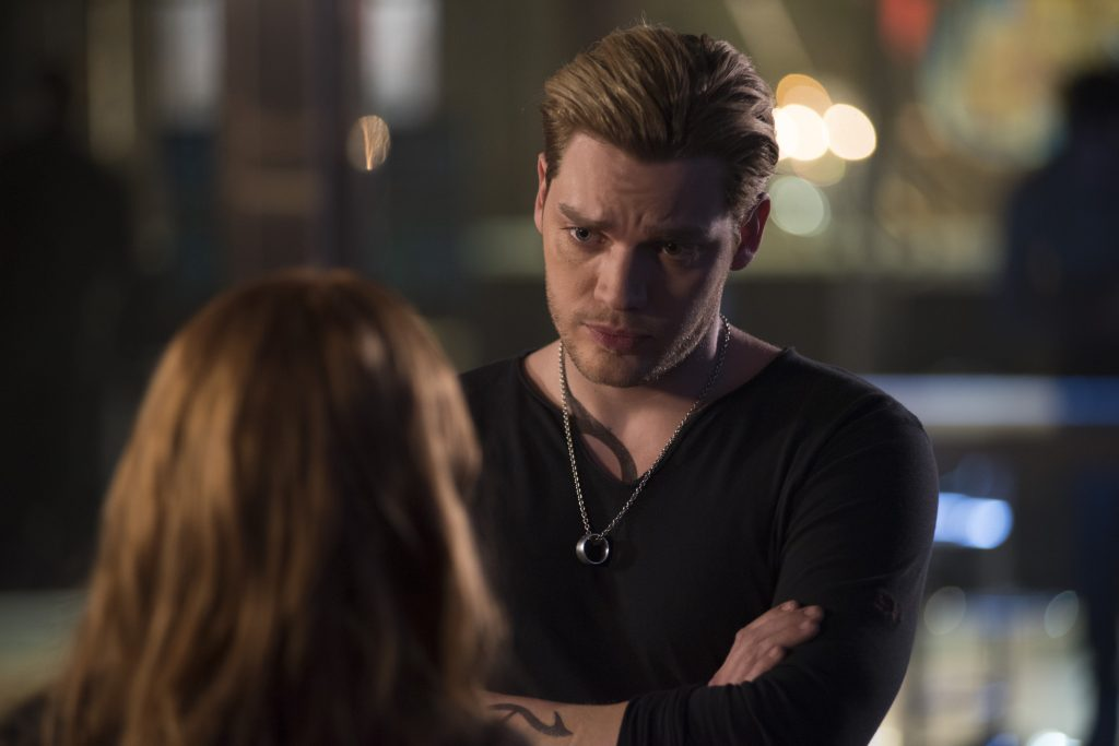 Dominic Sherwood Shadowhunters 2019
