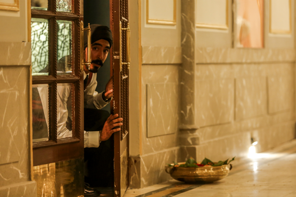 Hotel Mumbai free movie tickets