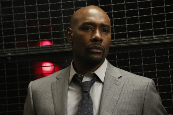 Interview Morris Chestnut