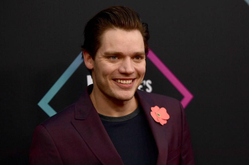 New Dominic Sherwood interview