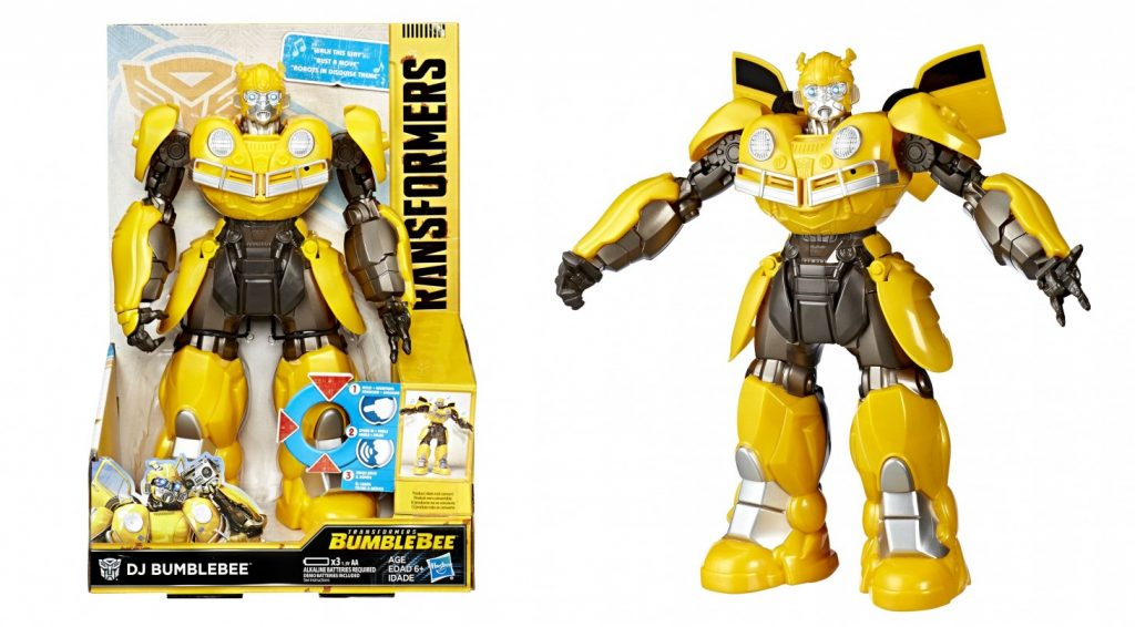Win Bumblebee prize pack