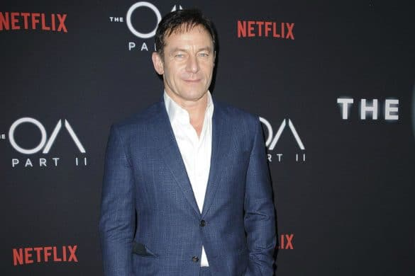Jason Isaacs new interview oa 2019
