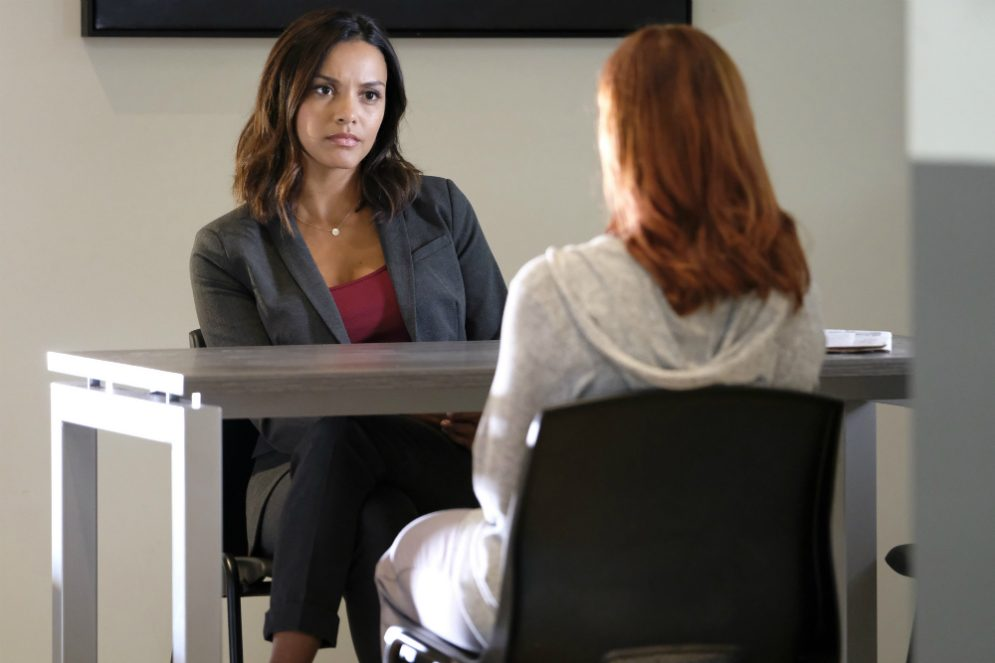 The Murders new interview Jessica Lucas