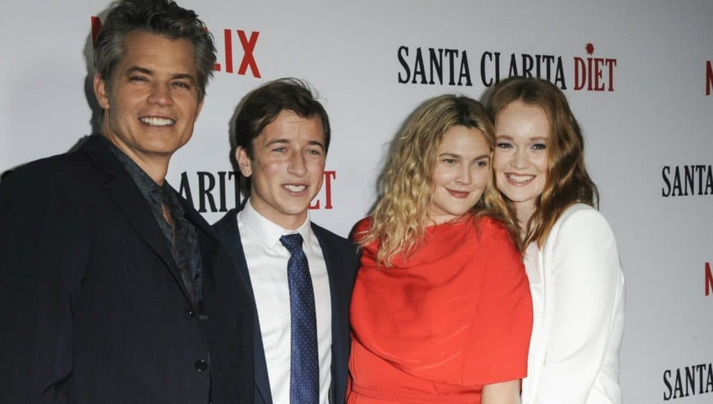 Santa Clarita Diet new Netflix interview