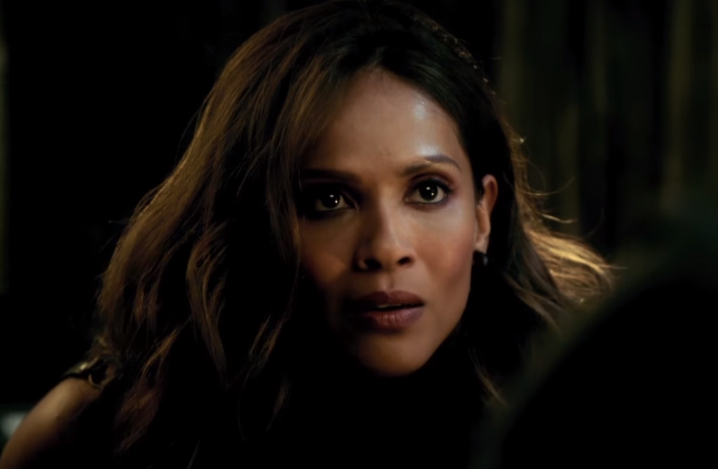 new Lesley-Ann Brandt interview Lucifer Maze