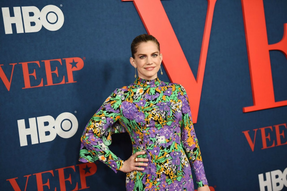 Anna Chlumsky final season Veep interview