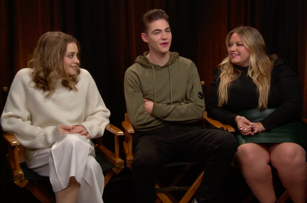 Hessa interview
