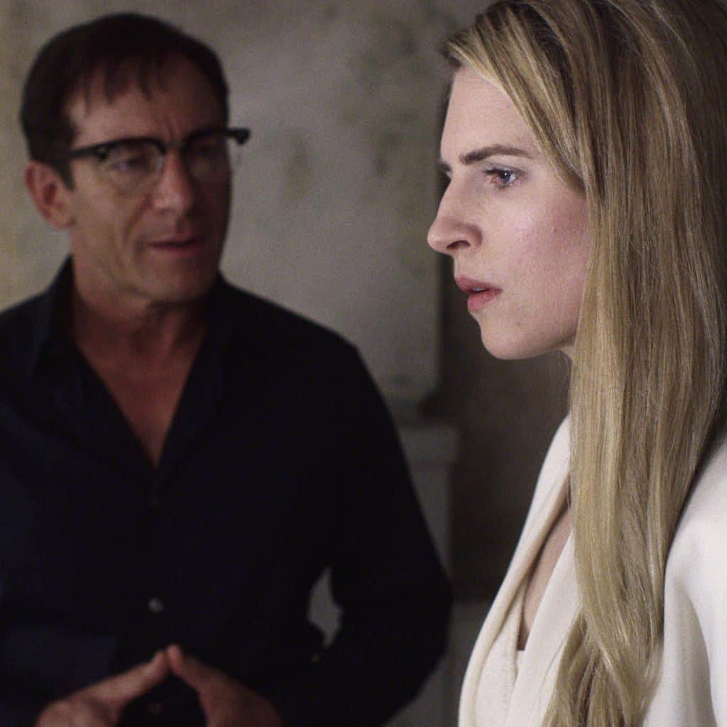 The OA Part II interview Netflix