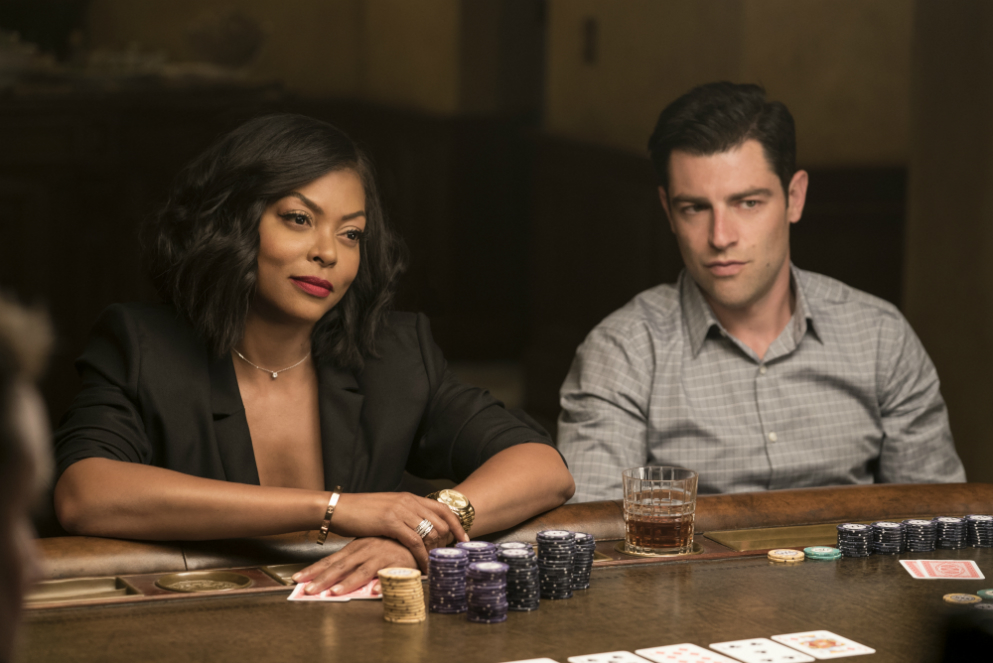 Taraji P Henson What Men Want poker prize pack