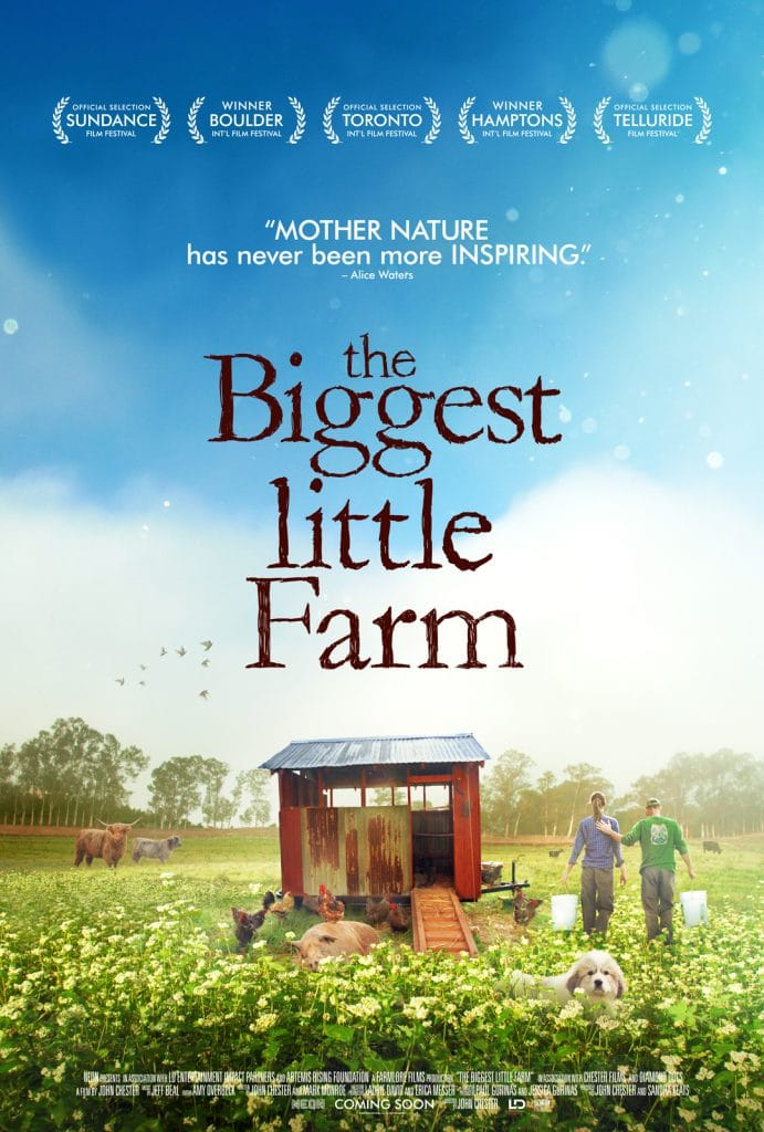 The Biggest Little Farm advance screening contest