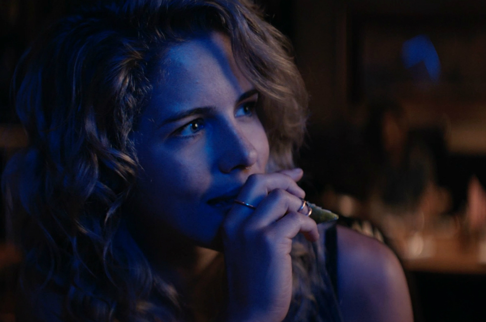 Emily Bett Rickards Funny Story interview