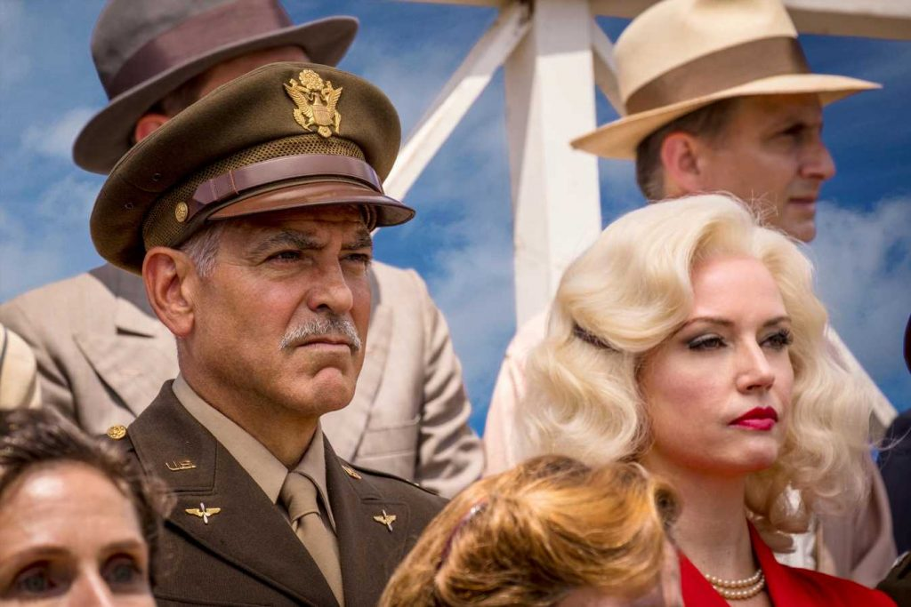 Julie Ann Emery talks about working with George Clooney in Catch-22