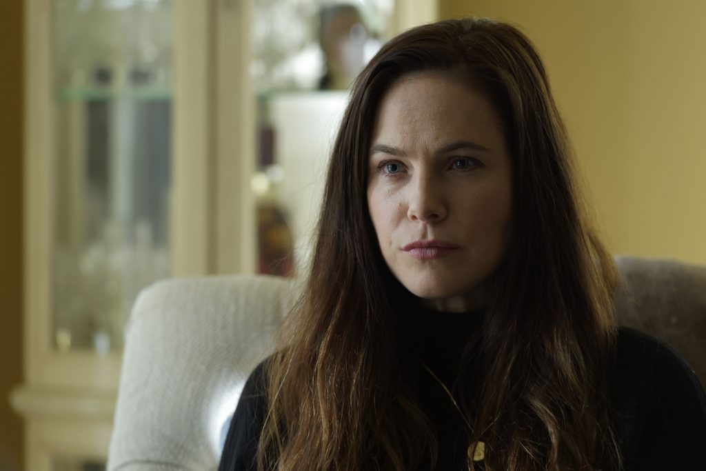 new interview Caroline Dhavernas