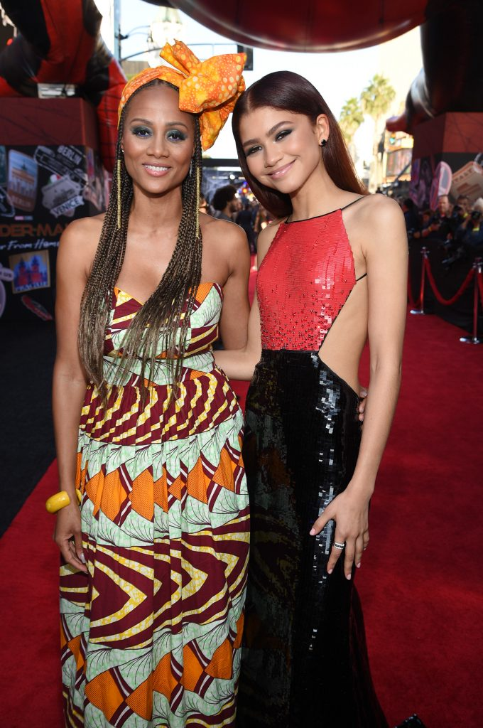 Nika King Zendaya Euphoria interview