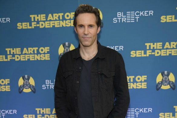 Alessandro Nivola talks The Art of Self-Defense