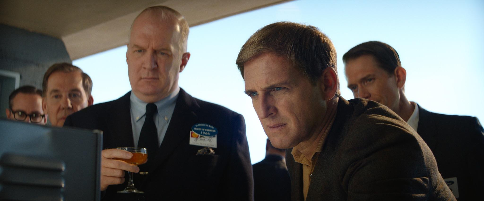 Tracy Letts And Josh Lucas In Twentieth Century Fox S Ford V Ferrari Brief Take