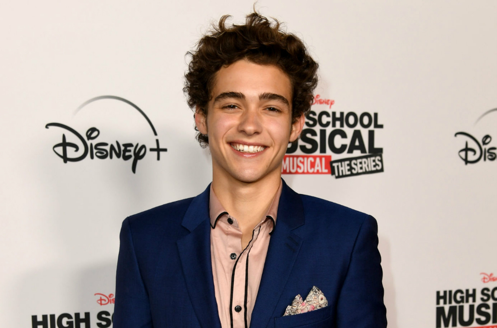 Interview: High School Musical: The Musical: The Series' Joshua ...