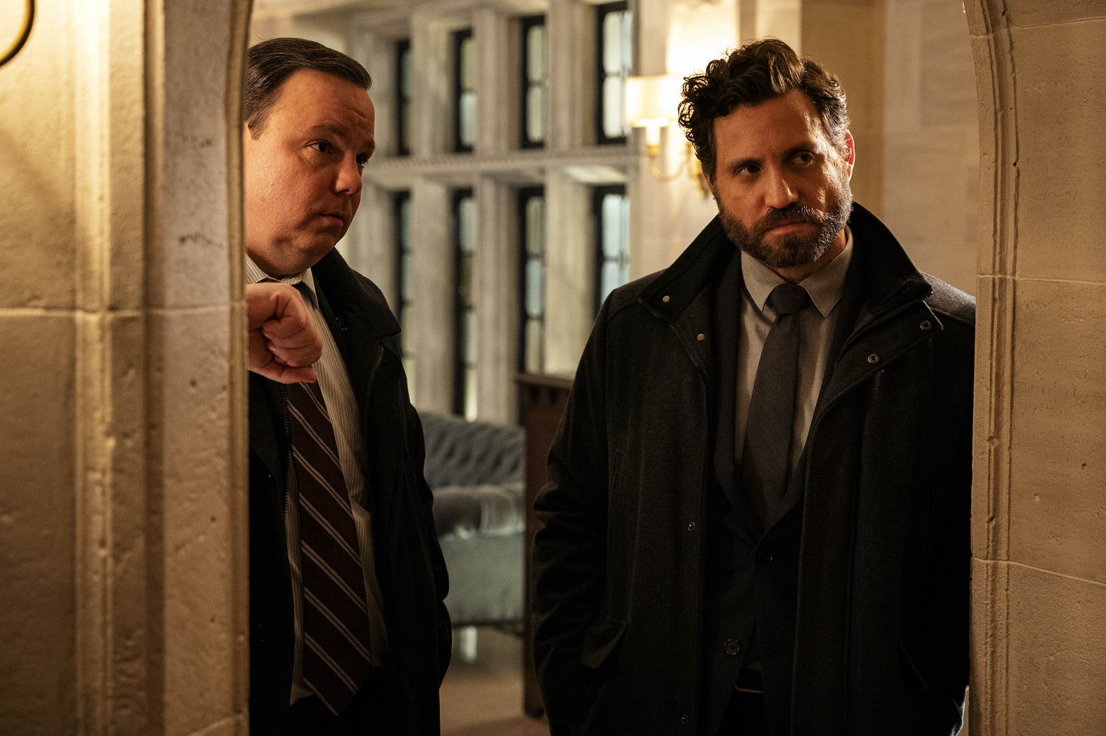 Edgar Ramirez talks The Undoing HBO - Brief Take