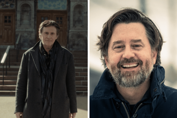 Gabriel Byrne Matt Bissonnette video interview Death of a Ladies' Man
